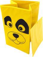 Ящик для іграшок Українська оселя 25x25x38 см без кришки Собака HTKB-2525-001