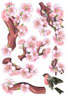 Декоративна наліпка Сакура