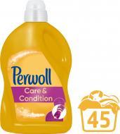 Гель для машинного та ручного прання Perwoll для делікатного прання для щоденного прання 2,7 л
