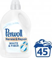 Гель для машинного та ручного прання Perwoll для делікатного прання для білих речей 2,7 л
