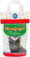 Наповнювач для котячого туалету Комфорт Компакт з лавандою 2,5 кг