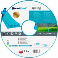 Шланг перфорований Cellfast Spring трьохканальний 7.5 м