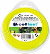 Ліска для тримерів Cellfast кругла 1,3x15