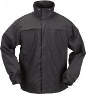 Куртка 5.11 Tactical для штормовой погоды Tacdry Rain Shell 48098 XXL черный