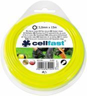 Ліска для тримерів Cellfast кругла 3,0x15
