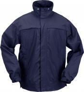 Куртка 5.11 Tactical для штормовой погоды Tacdry Rain Shell 48098 XXL темно-синий