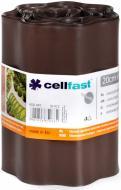 Бордюр газонний Cellfast  коричневий 20х9