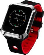 Смарт-часы GoGPSme black/red (M02BK)