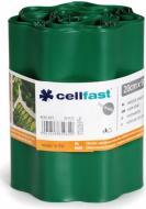 Бордюр газонний Cellfast  темно-зелений 20х9