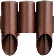 Огорожа для газону Cellfast  MAXI коричнева 2,1 м