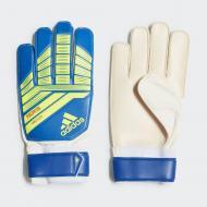 Воротарські рукавиці Adidas PRED TRN DN8564 р. 7 синій