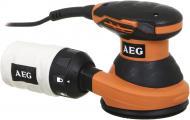Ексцентрикова шліфмашина AEG EX125ES