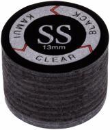 Наклейка на кий Kamui Clear Black Super Soft 13мм