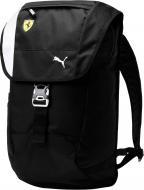 Рюкзак Puma Ferrari Fanwear Backpack 20 л черный 07577402