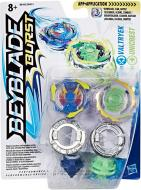 Дзиґа Hasbro BEYBLADE 2 шт. в упаковці в асортименті B9491