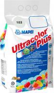 Фуга Mapei Ultracolor Plus 103 2 кг белая луна