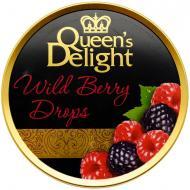 Льодяники Queen's Delight зі смаком лісові ягоди 150 г (карамелеві) (4014600203149)