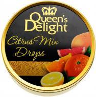Льодяники Queen's Delight зі смаком цитрусовий мікс 150 г (карамелеві) (4014600204078)