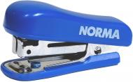 Степлер 10/4 27 мм з дестеплером синій NORMA
