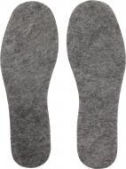 Устілки для взуття фетрові Роллі 38-39 сірий