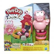 Ігровий набір Play-Doh Бешкетні поросята E6723