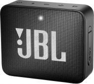 Акустична система JBL® Go 2 1.0 black JBLGO2BLK