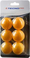 Мячи для настольного тенниса TECNOPRO 3 Star TT-Ball-6