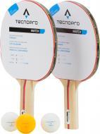 Ракетка для настольного тенниса TECNOPRO Tournament DX Set 234234