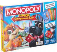 Игра настольная Hasbro Монополия Электронный банк E1842