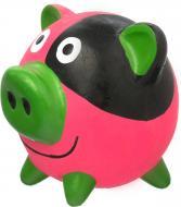 Іграшка для собак Lilli Pet Свинка Sunny зі звуком 9 см 20-2351