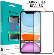 Захисне скло MakeFuture для Apple iPhone 11 (MG3D-AI11)