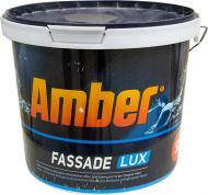 Краска акриловая Amber Fassade LUX база TR мат база под тонировку 5л