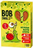 Цукерки BobSnail натуральні яблучні 60 г (4820162520149)