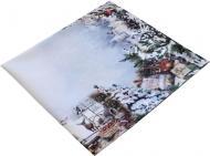 Серветка Прованс Зима 46x46 см різнокольоровий