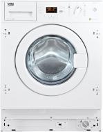 Вбудовувана пральна машина Beko WMI81242