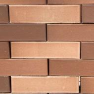 Цегла клінкерна FP-Klinker три відтінки коричневого бронза колаж