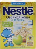 Каша молочная Nestle овсяная с яблоком 4606272031160 250 г