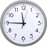 Годинник настінний 10049A сірий