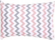 Наволочка Homefort для дівчаток 50х70 колір рожевий 2100041