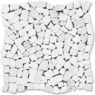 Плитка KrimArt мозаїка Mix white МКР-ХС 30,5х30,5
