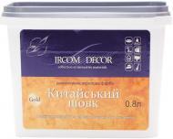 Фарба декоративна Китайський шовк Ircom Decor золото 0,8 л