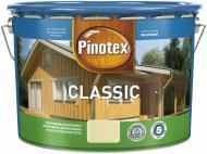 Пропитка (антисептик) Pinotex Classic не создает пленку рябина 10 л