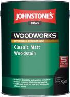 Пропитка (антисептик) Johnstone's Classic Matt Woodstain мат бесцветный 0,75 л