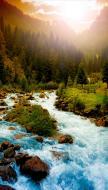 Обігрівач плівковий Річка