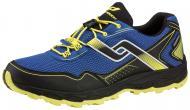 Кроссовки Pro Touch Ridgerunner V AQX M 282223-900050 р.45 черно-сине-жолтый