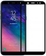 Захисне скло Piko Full Cover для Samsung A6+ (A605) 2018 чорний