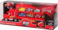 Вантажівка Mattel Транспортер міні-гонщиків Cars Mack з м/ф «Тачки» FLG70