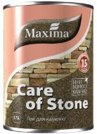 Лак для каменя Maxima напівмат 0.75 л прозорий