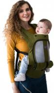 Рюкзак-кенгуру AIR Олива Love & Carry оливковий LC117