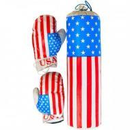 Боксерский набор Danko Toys СРЕД Америка (0002DT)